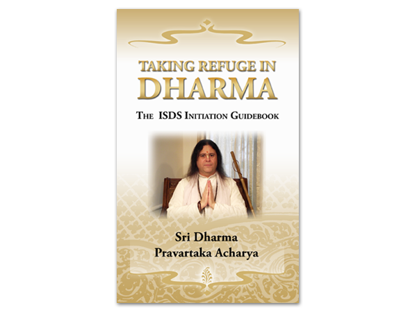 Taking Refuge in Dharma: The ISDS Initiation Guide