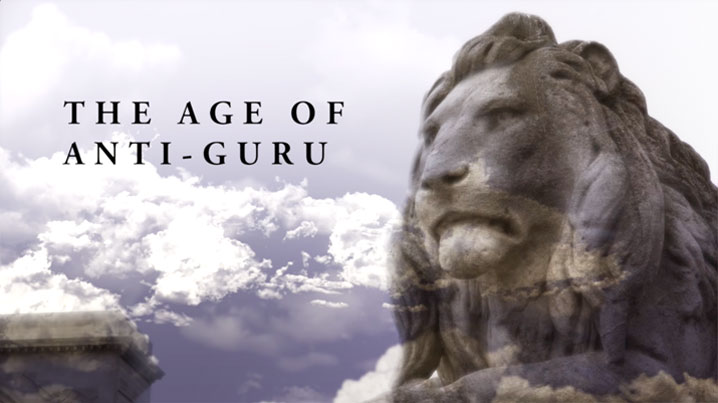 The Age of Anti-Guru video